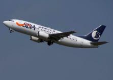 受台风影响,山东航空11日取消63班航班,济青烟部分航班延误