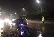 海丽气象吧丨潍坊昌乐23小时内平均降雨量220毫米 4座大中型水库泄洪