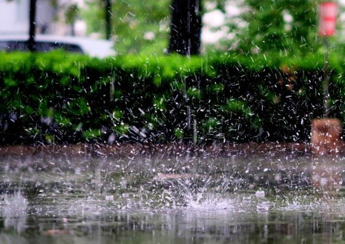 海丽气象吧 最新!济宁市平均降雨量100.6毫米 微山最大221毫米