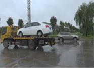 """迎战""""利奇马""""丨民间车辆自发组成救援队伍 24小时备勤无偿为群众服务"""
