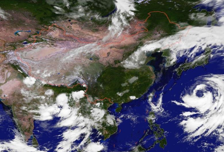 最新数据!全省平均降雨量152.3毫米 最大点雨量邹平县尚庄雨量站526.5毫米