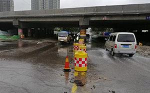 最新路况!邹平市城区3条路段有积水