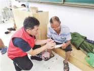 """组图丨潍坊昌乐2.6万多名应急抢险人员奋战一线 看看身边的""""最美守护者"""""""