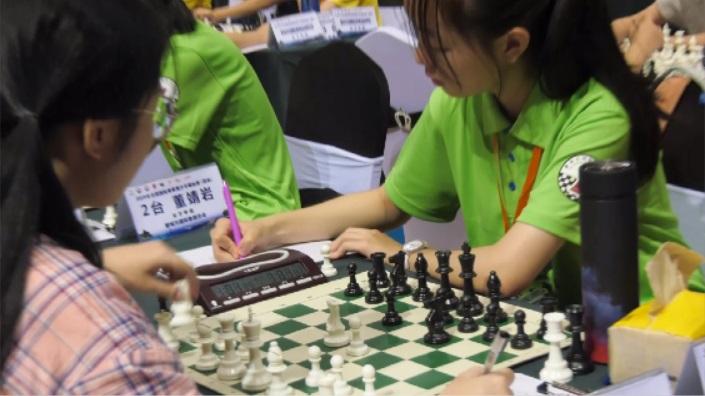 41秒|全国国际象棋青少年锦标赛(团体)在聊城举办
