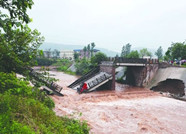 注意了!暴雨后临朐这几处桥梁存安全隐患 禁止通行