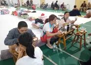 截止目前邹平市85个村庄受灾比较严重 已经安置到20个安置点
