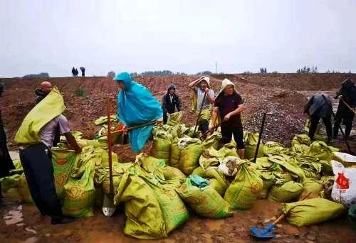 """潍坊发起""""利奇马""""台风赈灾募捐 可通过三种方式献爱心"""
