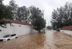 章丘遭遇强降雨200年一遇 已疏散转移受灾群众10350余人