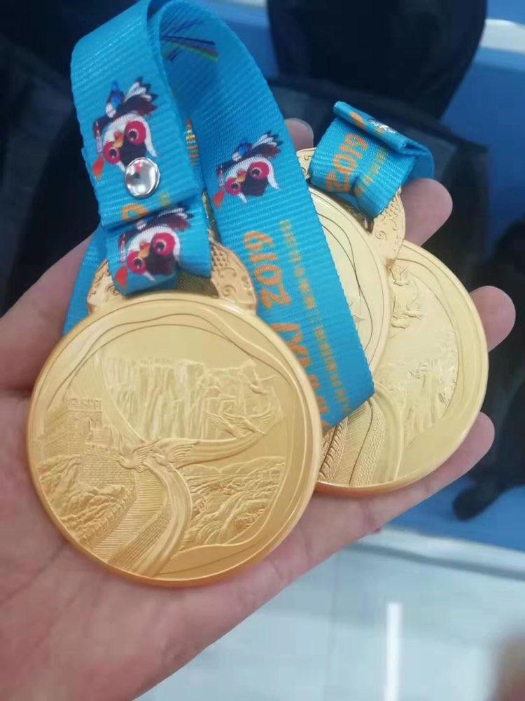 二青会射击步手枪项目收官 济南市体校队获3金2银1铜