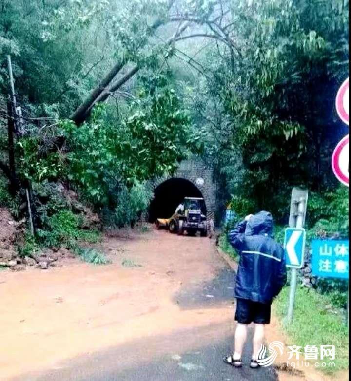 山东交通运输系统加紧抢通受损道路 确保物资通道畅通