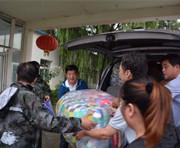 济南全面启动临时救助紧急程序 向受灾地区调拨棉被1000床