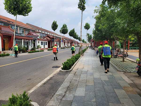 28家停产企业恢复生产 灾后救助重建淄博双杨这样做