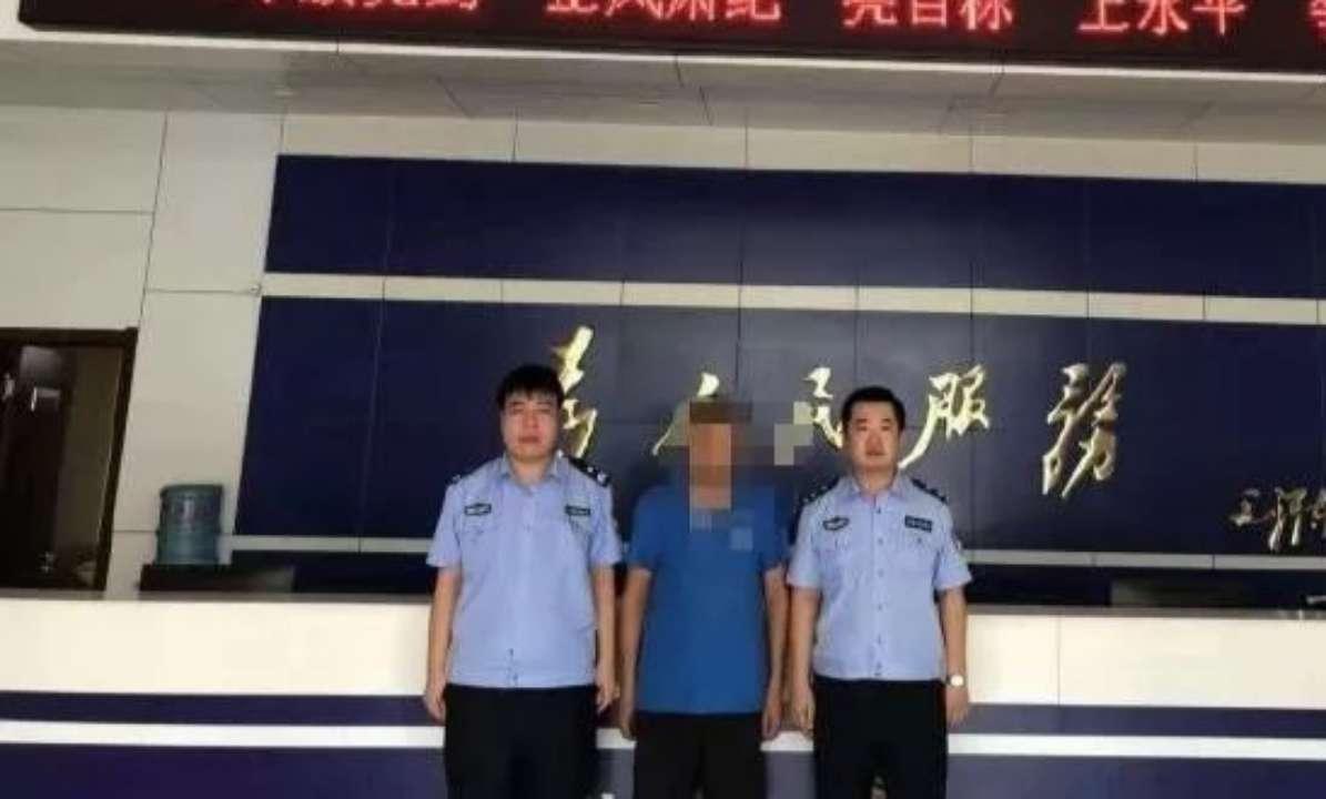 拘留10天!滨州一男子向积水路上扔撒玻璃片