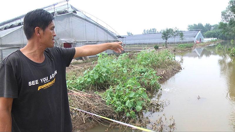39秒|危急时刻,青州56岁聋哑人勇跳洪水救助落水村民