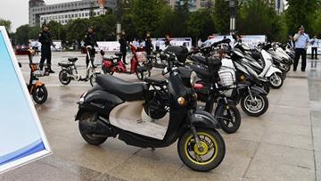 8月19日,德州市电动自行车开始挂牌了!权威发布!八大模块为您详细解读