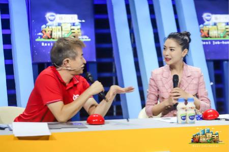 百合网联合创始人慕岩中年创业遭质疑 栗坤放弃选人憾别舞台