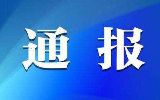 中共滨城区纪委关于2起形式主义官僚主义典型问题的通报
