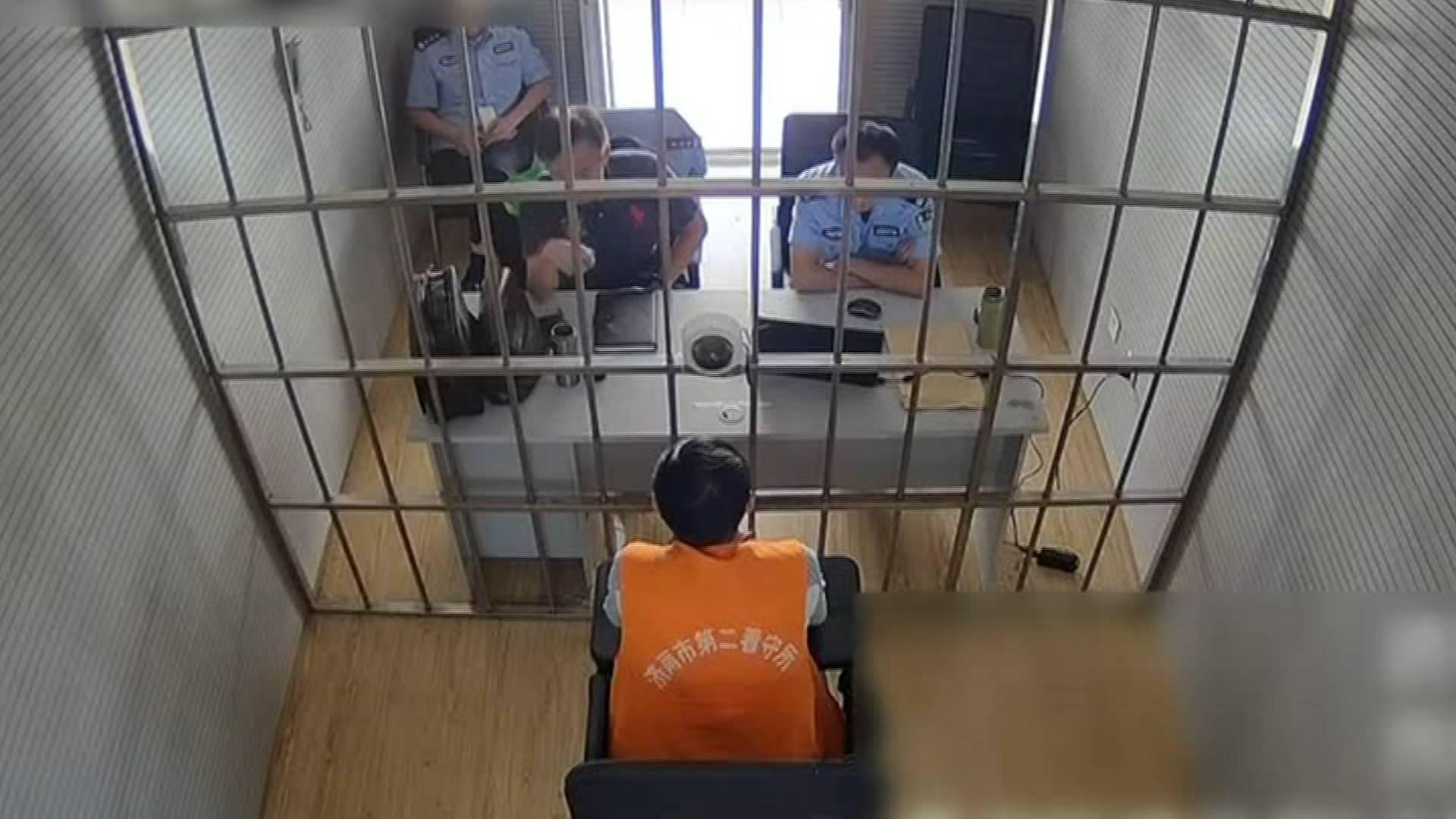 34秒丨把审讯当成艺术!李忠33年与审讯打交道,经其审讯教育的嫌疑人无一人翻案