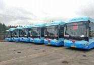 因道路具备通行条件 潍坊103路公交局部线路恢复运行