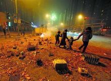 @昌乐人 8月22日这些地方禁止燃放烟花爆竹