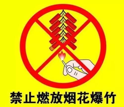 """8月22日""""财神节""""潍坊这些地方禁止燃放烟花爆竹"""