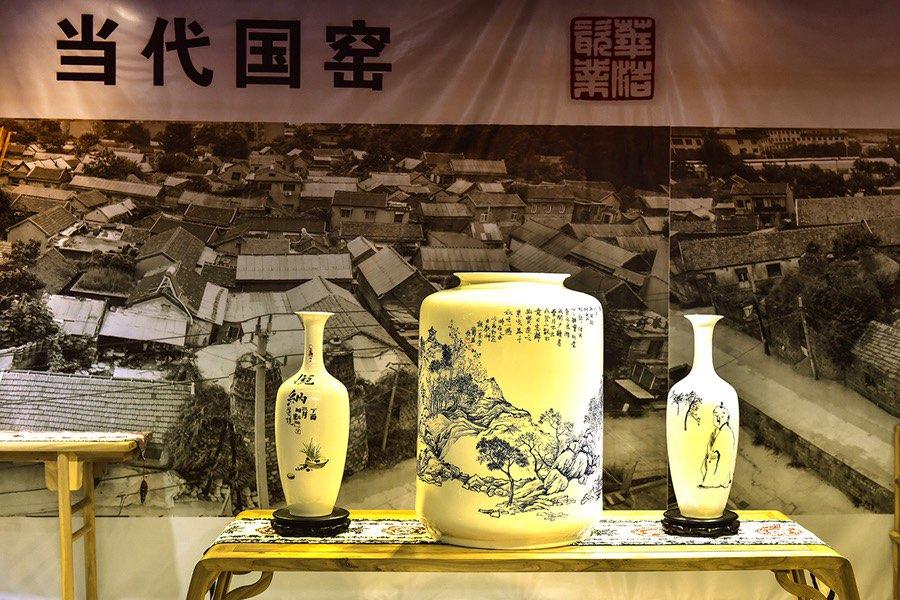 展区面积达390㎡ 淄博陶琉等六大主题板块将亮相第八届省文博会