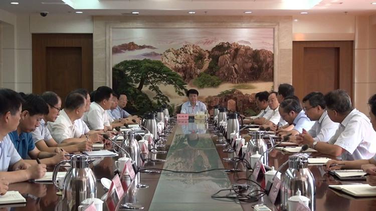 省商务厅召开整改会议 成立督导组赴青岛潍坊督导汽车销售问题