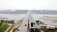全长367米、单幅宽11米!寿光这座大桥将于9月初通车