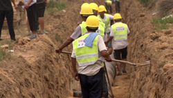 今年将解决239万农村居民饮水安全问题