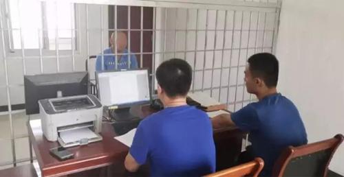 无棣一逃犯被抓 曾伙同他人抢劫轿车