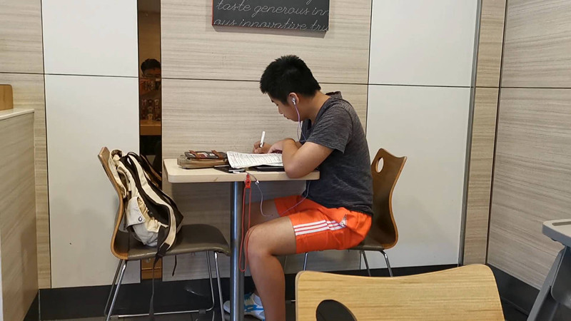 61秒丨街采:暑假进度条告急 你的作业做完了吗?
