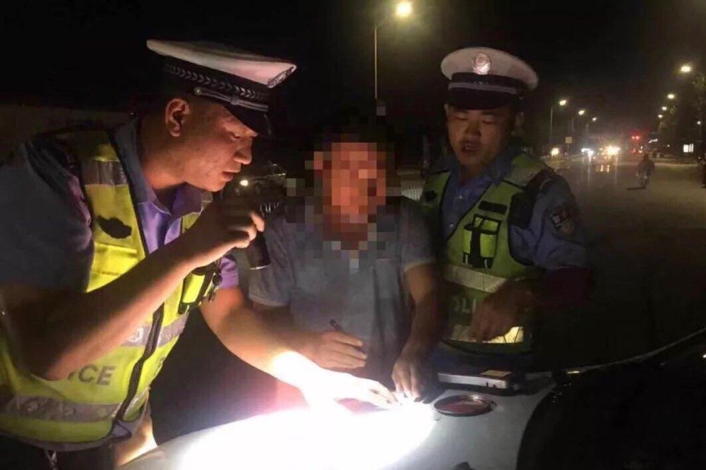 严查严打!博兴交警24日晚查获酒驾违法行为12起