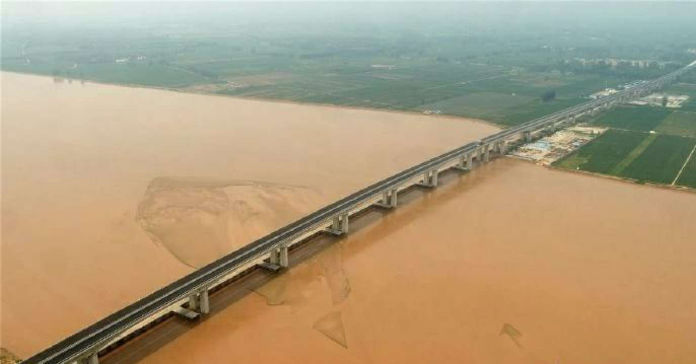 刚刚,黄河公路第一长桥正式通车运营!菏宝高速全线通车