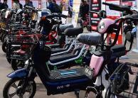 """山东电动自行车挂牌来啦!保有量大的外卖、快递等企业可申请""""上门服务"""""""