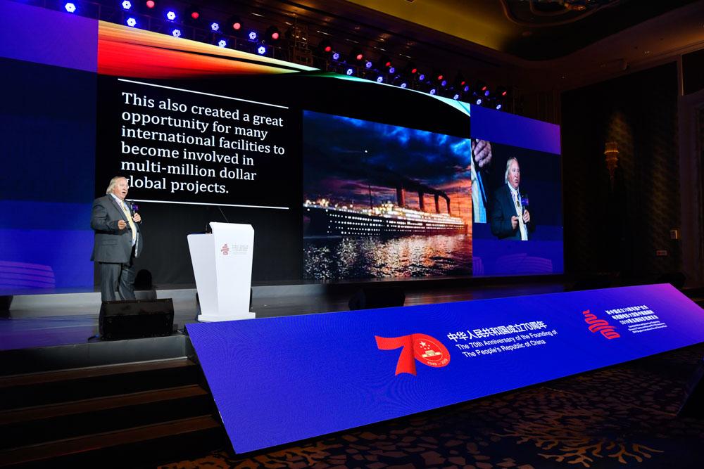 中国影视工业人才发展高峰论坛青岛举行 面对人才匮乏现状影视大咖们这样说