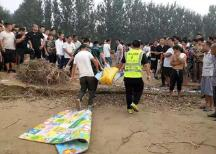 事发菏泽黄河河段!眼睁睁看着2个孩子溺水 3大人下水施救,结果只有1个大人上岸