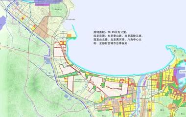 独家!三张图了解山东自贸试验区济、青、烟三片区地理定位