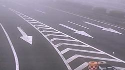 48秒|强浓雾突袭聊城!高速公路封路7小时,高速交警做了啥?