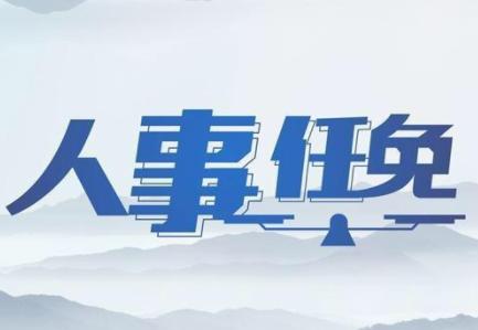滨州发布一批人事任免公告