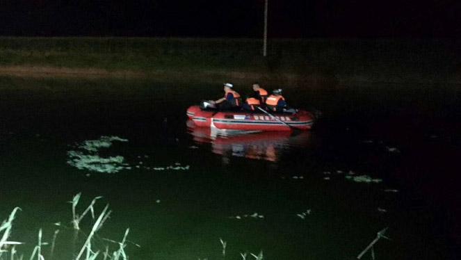 冠县24岁男子马颊河下网捕鱼不慎溺亡 凌晨被打捞上岸