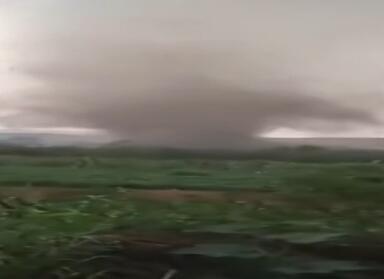 遭遇龙卷风袭击 山东文登9名村民受轻伤约167户房屋受损