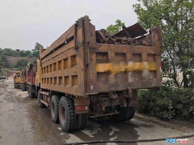 渣土车等重点车辆注意了 临沂将重点整治这些违法行为
