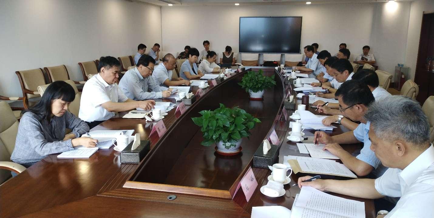 省委常委、统战部部长张江汀参加和指导省民族宗教委专题民主生活会