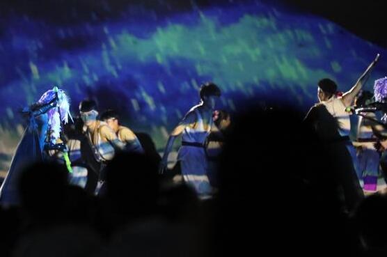 完美收官!为期两个月的《梦回南海》大型实景沙雕光影秀闭幕