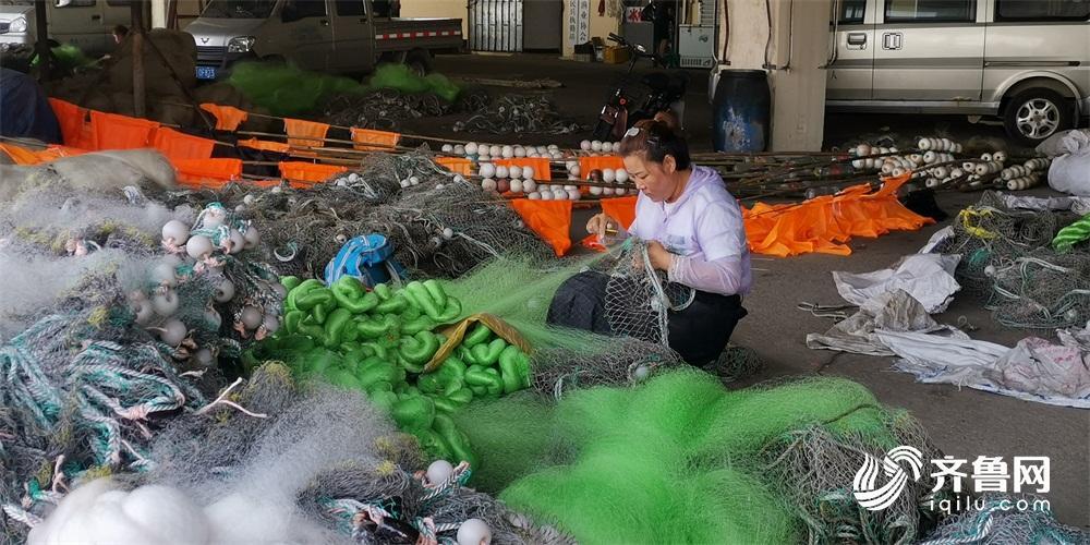 开海了,北方最大渔业码头荣成石岛渔港数百渔船驶离码头