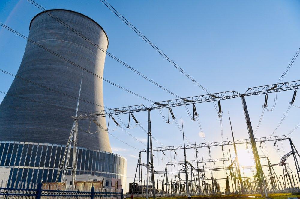 """每年将向山东输入100多亿度电 """"蒙电入鲁""""山东能源盛鲁电厂进入设备调试阶段"""