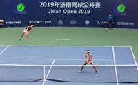 济南网球公开赛中国选手斩获女单女双冠军  男子比赛拉开序幕