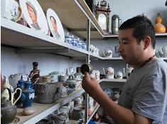 41秒|枣庄一小伙十余年收集几万件老物件,梦想建一个免费收藏馆