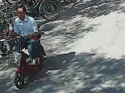 高唐交警发布协查通报,寻找这名逃逸电动车驾驶人