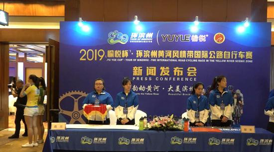 滨州市委副书记张凯发出诚挚邀请:欢迎来自世界各地的骑手
